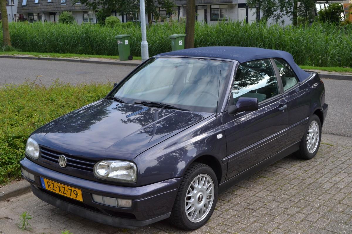 Volkswagen Golf 3 1.8i Cabrio