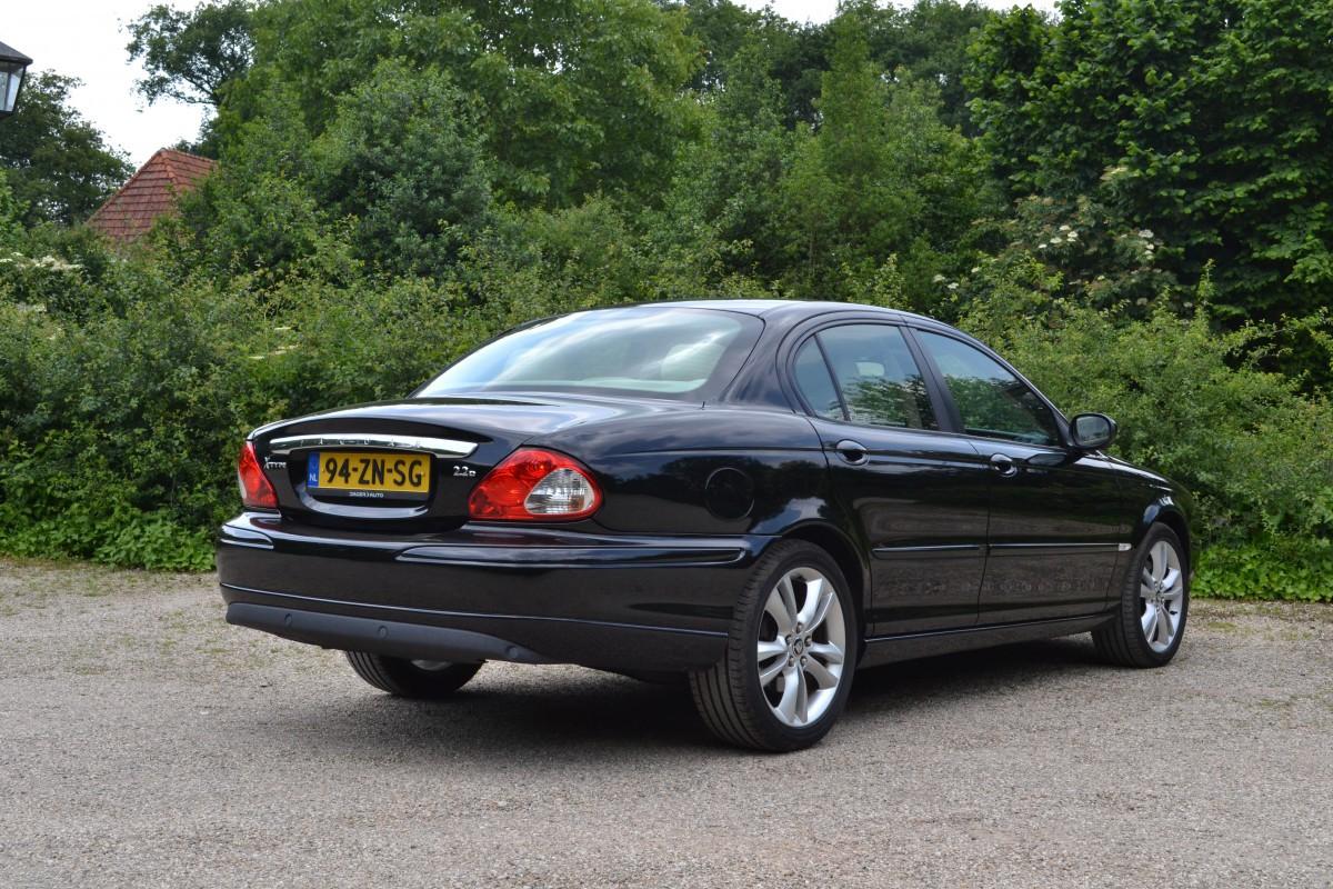 Jaguar X-type 2.2D 16v  Idition
