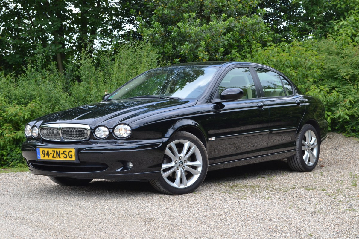 Jaguar X-type 2.2D 16v  Idition
